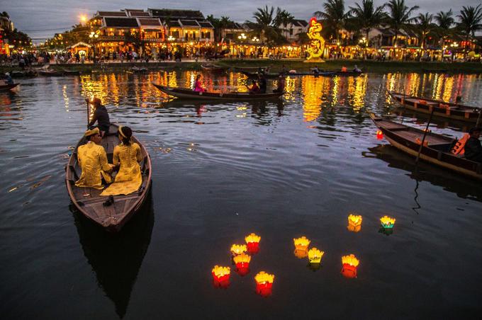 Ảnh Hội An vào top ảnh du lịch đẹp nhất thế giới