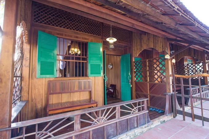Bốn homestay đậm chất miền Tây để 'trốn' Sài Gòn