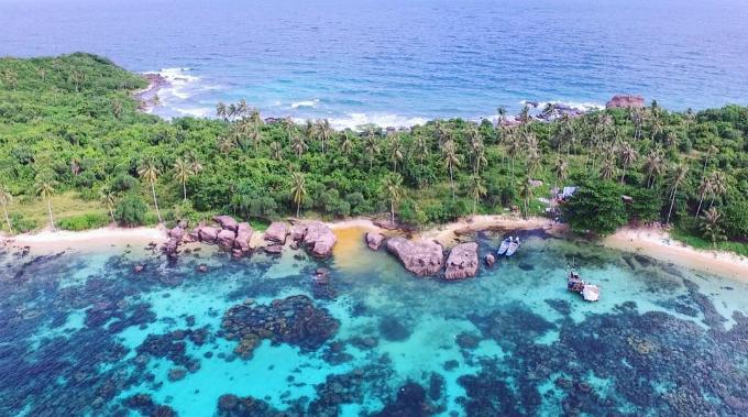 Bốn biển đảo mới nổi được săn lùng nhiều nhất hè này