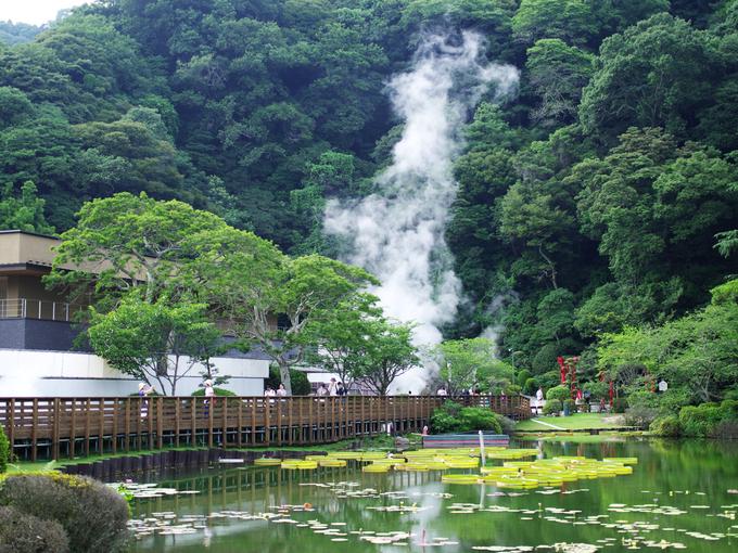 Mùa hè ở miền nam Nhật Bản