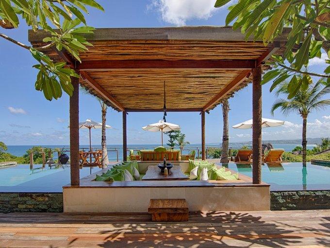 Bên trong resort tốt nhất thế giới năm 2017