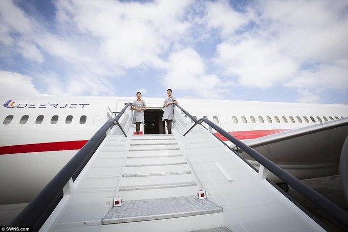 Chuyên cơ giá 74.000 USD mỗi giờ bay của giới siêu giàu