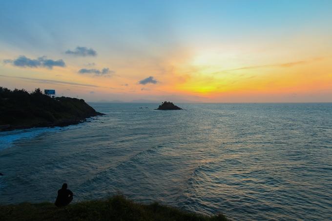 Cắm trại cuối tuần ở mũi Nghinh Phong, Vũng Tàu