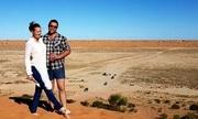 Du khách tìm thấy nhẫn kim cương giữa sa mạc