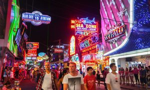 Vì sao mại dâm tại thiên đường du lịch Pattaya khó xóa bỏ?
