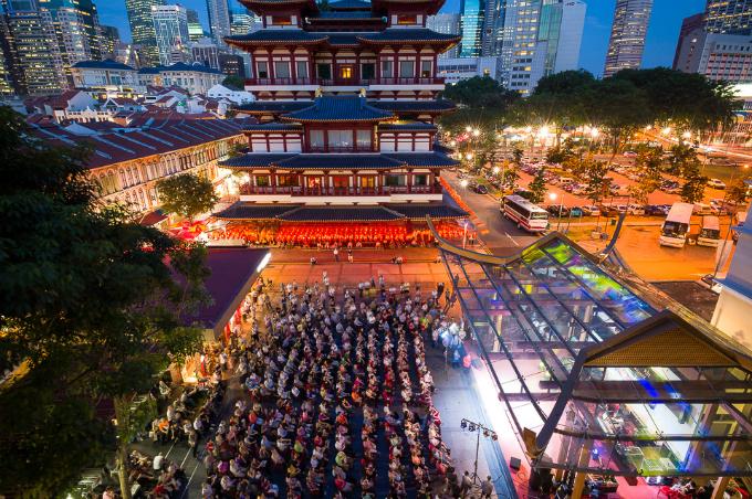Phong tục độc đáo ngày lễ Vu Lan ở các nước châu Á