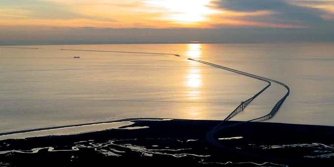 10 cây cầu vượt biển dài nhất thế giới