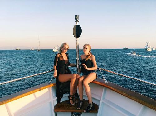Đảo Harbour thuộc Bahamas cũng là nơi được gia đình công chúa chọn làm điểm đến nghỉ dưỡng thường niên.