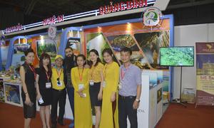 Đạo diễn Kong tham dự hội chợ du lịch quốc tế TP HCM