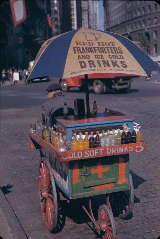 Bộ ảnh hiếm về New York những năm 1940