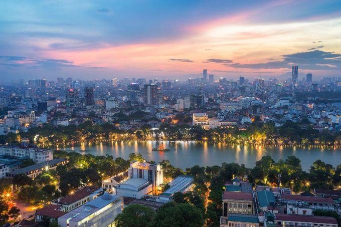 Hà Nội trong top điểm đến dẫn đầu xu thế du lịch 2017