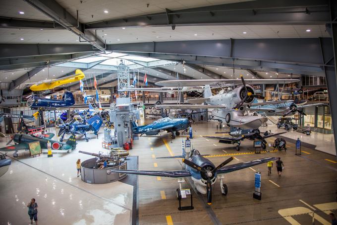 10 bảo tàng quân sự ấn tượng trên thế giới