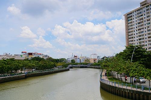 kênh Nhiêu Lộc  Thị Nghè