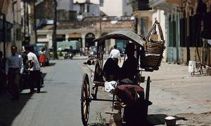 Ảnh hiếm về cuộc sống người Hoa ở Sài Gòn năm 1961