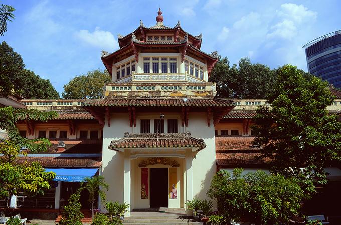 Dấu ấn kiến trúc Pháp ở Sài Gòn