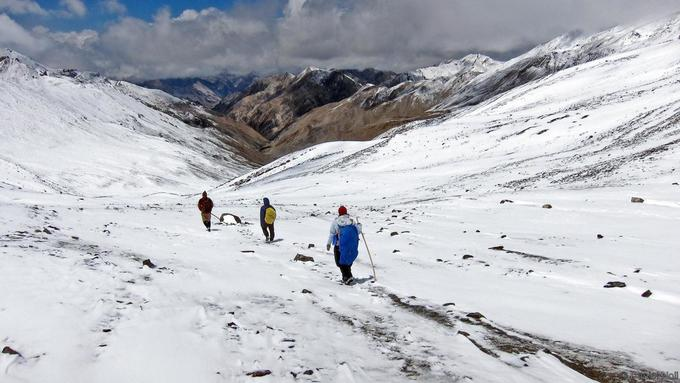 Ladakh - vùng đất bí ẩn trên dãy Himalaya