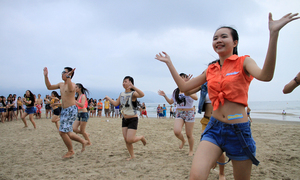 Đà Nẵng phát động chiến dịch nụ cười, Huế và Sơn La thi sáng tác logo du lịch