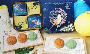 Năm mùi vị bánh Trung thu độc đáo của Hoàng Yến Group