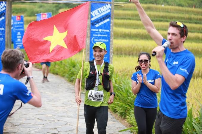 Những cảnh đẹp làm xiêu lòng lữ khách trên đường đua marathon tại Sa Pa