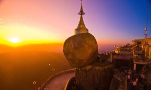 Hành trình tìm về miền tĩnh lặng giữa xứ sở chùa vàng