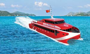 Sắp có tàu '5 sao' ra Phú Quốc và tour hang động mới ở Quảng Bình