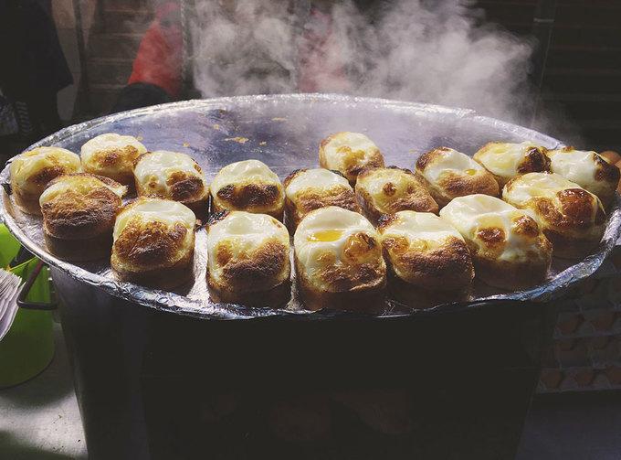 5 món ăn đường phố phải thử một lần khi đến Hàn Quốc