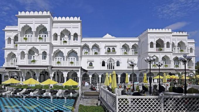 5 khách sạn có kiến trúc và nội thất độc đáo ở Việt Nam