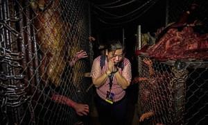 Bên trong những ngôi nhà ma rùng rợn ở Singapore
