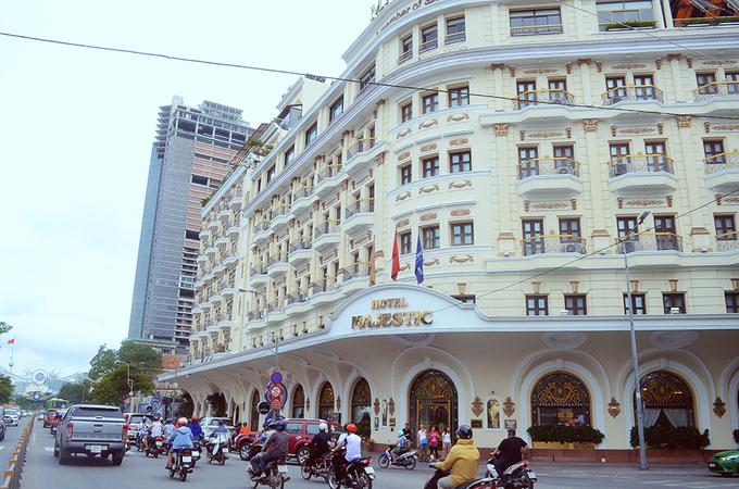Ba khách sạn lâu đời nhất Sài Gòn