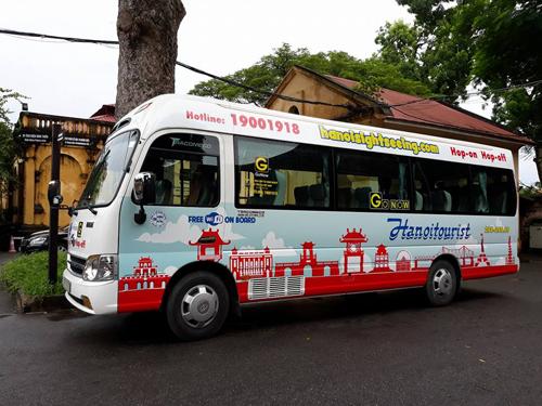 Xe chạy hàng ngày từ 8h đến 17h42 với 12 chuyến.