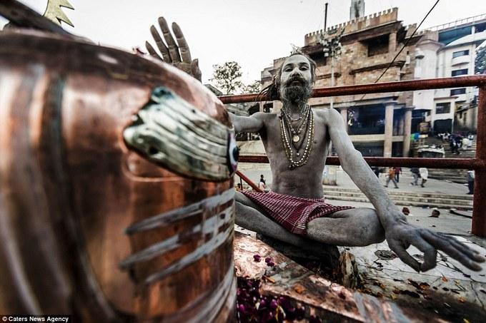 Giáo phái Aghori - cơn ác mộng trong mắt nhiều người Ấn Độ