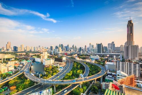 Tour Thái Lan từ 6,2 triệu đồng.