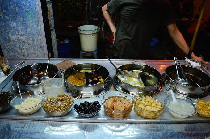 Xe chè Tàu lâu đời nhất ở Sài Gòn