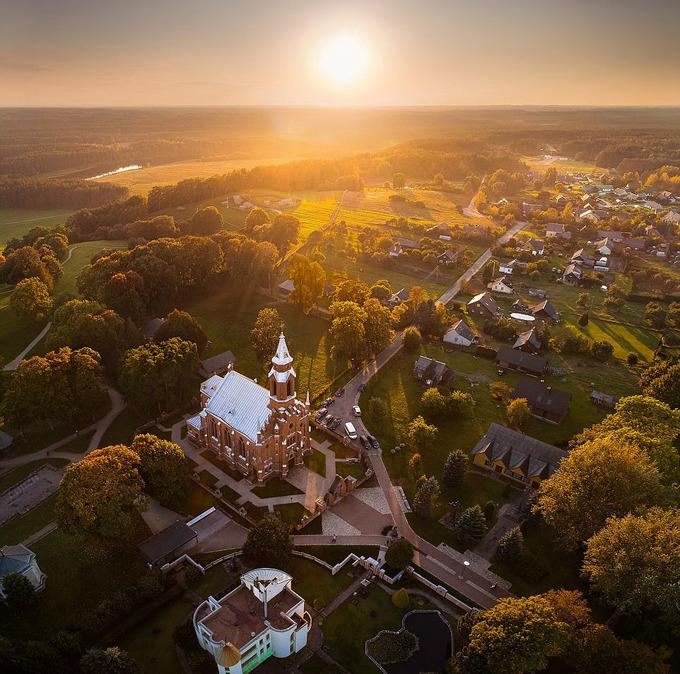 Mùa thu ở Lithuania