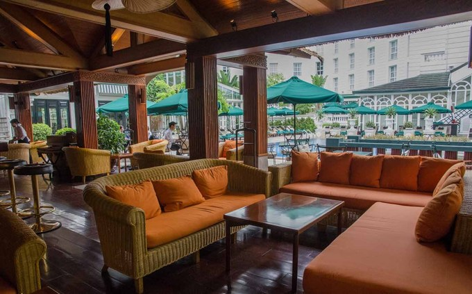 Nhà hàng hơn 100 tuổi trong khách sạn đón Donald Trump tại Hà Nội