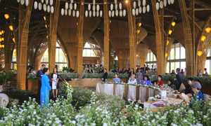 Nơi tổ chức tiệc thiết đãi các Đệ nhất phu nhân APEC