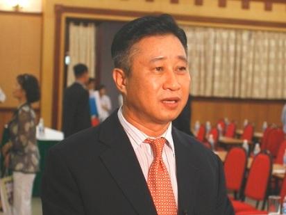 Ông Lý Xương Căn và gia đình đã nhập quốc tịch Việt Nam từ năm 2010. Ảnh: TTVH.