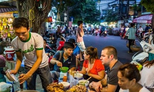 Hà Nội và TP HCM vào top thành phố có đồ ăn ngon nhất thế giới