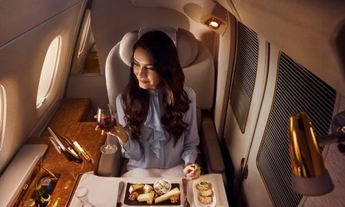 Những điều hành khách hài lòng với hãng hàng không số một thế giới