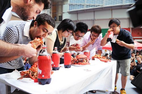 Lễ hội lần đầu tiên được tổ chức ở thủ đô Hà Nội vào tháng 4/2017.