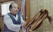 Nghề làm kẹo mạch nha hơn 140 năm ở Hàn Quốc
