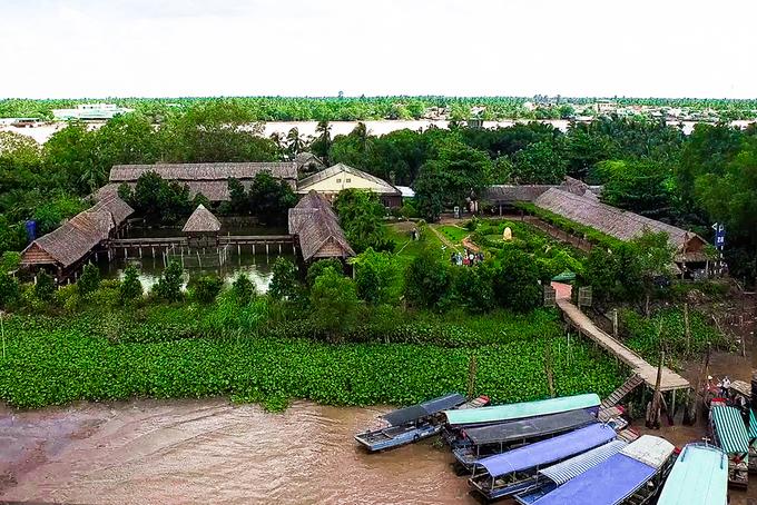 5 điểm du hí 'sát vách' Sài Gòn cho dịp Tết Dương lịch