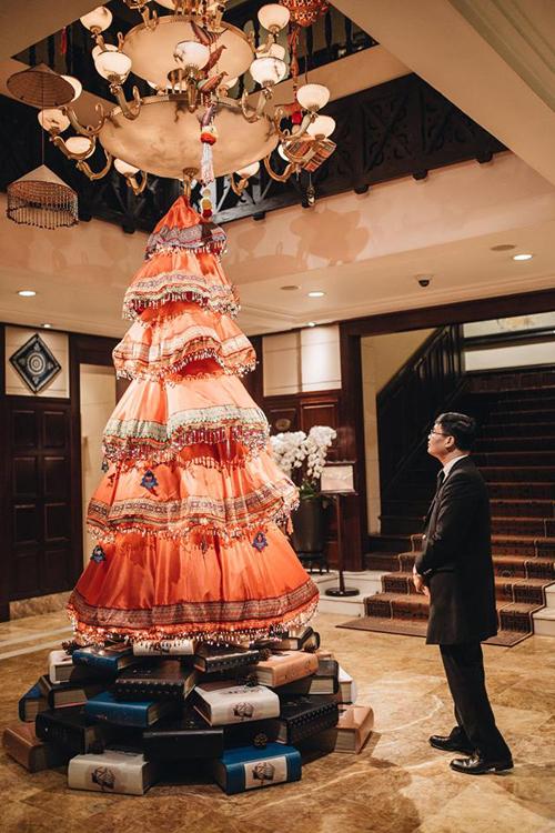Những cây thông Noel độc và lạ ở Việt Nam