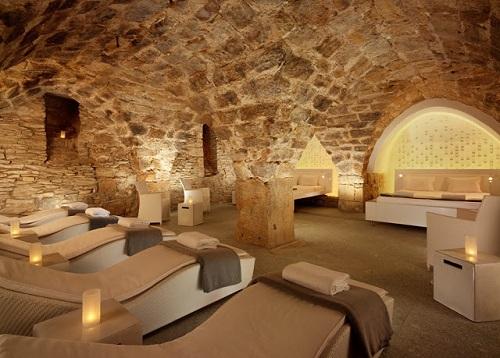 Phòng Sauna ở Đức