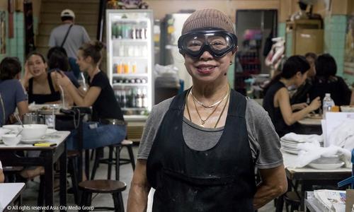 Quán ăn vỉa hè ở Bangkok đạt sao Michelin Du Lịch