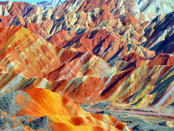 Mù Cang Chải vào top vùng núi đẹp nhất thế giới