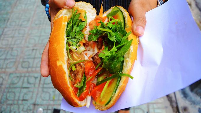 Món ăn Việt từng lên báo nước ngoài trong năm 2017