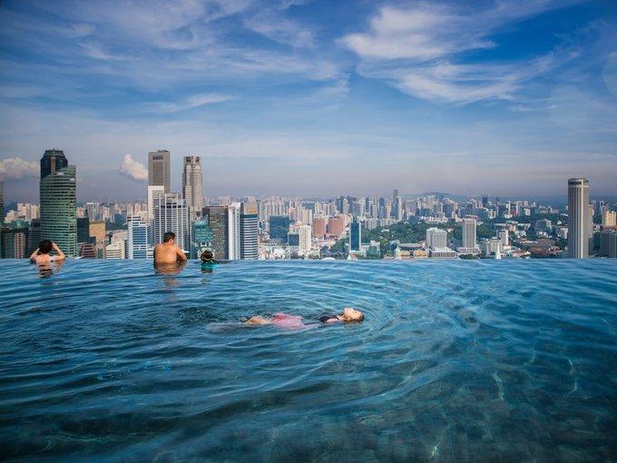 10 điểm đến hút khách nhất thế giới năm 2017