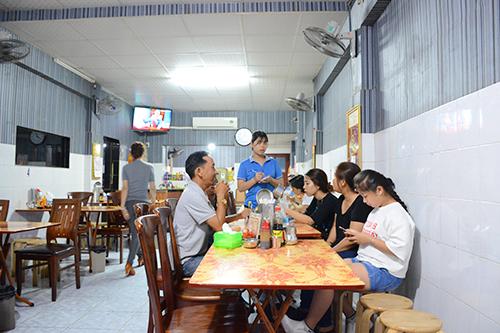 Không gian khang trang nằm trên mặt tiền đường Lý Thường Kiệt, phường Tân An, Ninh Kiều, Cần Thơ. Ảnh: Phong Vinh.