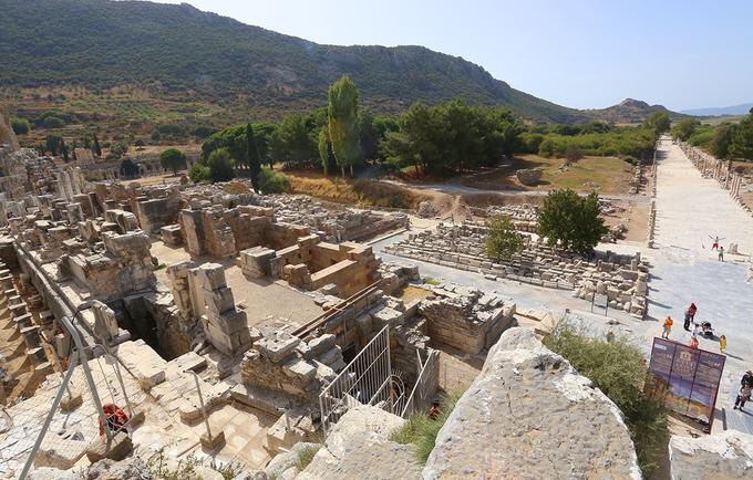 Thành cổ 3.000 tuổi của những chiến binh La Mã